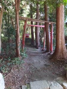 お稲荷さん(神田社)