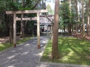 田宮寺神社(度会郡玉城町田宮寺)