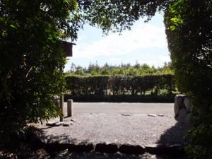 鴨下神社からの風景