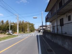 ホワイトハイツがある交差点(度会郡玉城町宮古)