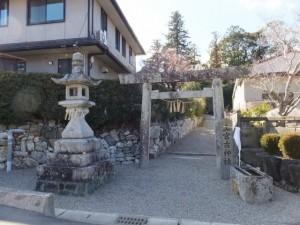 上宮古神社(度会郡玉城町宮古)
