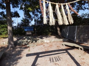 廣泰寺から小社神社への途中