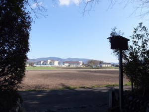 小社神社からの風景