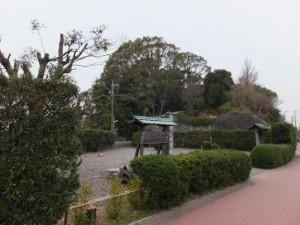 日蓮聖人誓の井戸(伊勢市倭町)