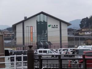 外宮臨時[P](三重県伊勢庁舎駐車場)
