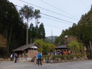 カラスキ谷公園付近(大台町)