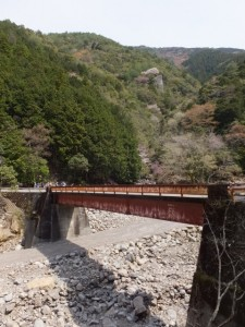 倉元橋(倉元谷川)(宮川ウォーク、桑木谷〜軍艦島)