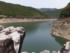 宮川貯水池(宮川ウォーク、新大杉橋〜大杉谷自然の家)