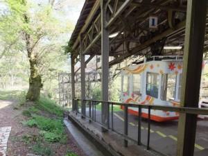吉野山駅(吉野山ロープウェイ)