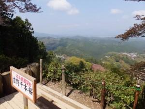 花矢倉展望台からの眺望
