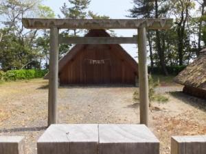御塩焼所(御塩殿神社)