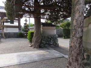 延命寺の山門(多気郡明和町)