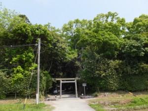神服織機殿神社