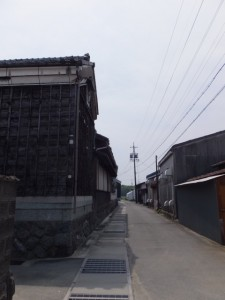 大國玉神社(松阪市六根町)付近から神麻続機殿神社