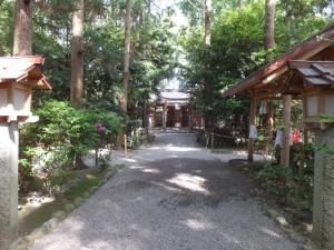 高向大社(伊勢市御薗町)