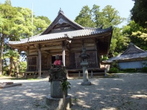近長谷寺の本堂ほか