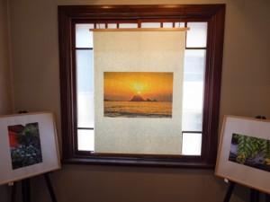 伊勢和紙による 篠原 龍 写真展「霊場熊野」(伊勢和紙ギャラリー)