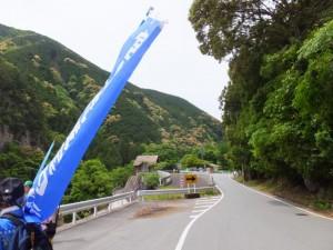 宮川左岸(滝水橋付近)