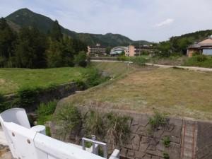 三重県立昴学園高等学校の遠望