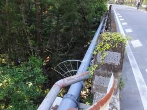 彦谷橋(彦谷川)