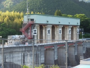 三瀬谷ダム(宮川)