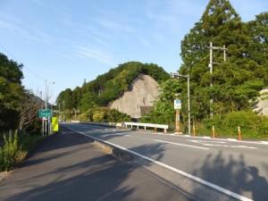 「ここから大台町 滝原(たきはら)」の地名板付近