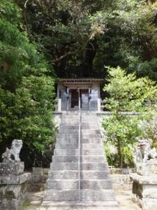 梶賀神社(尾鷲市梶賀町)