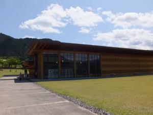 三重県立熊野古道センター 展示棟
