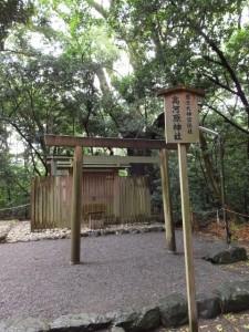 高河原神社(月夜見宮)