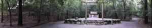 饗土橋姫神社、津長神社(新川神社、石井神社を同座)