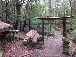 合格神社(伊勢市宇治今在家町)