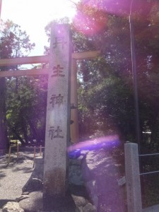 丹生神社(多気町丹生)