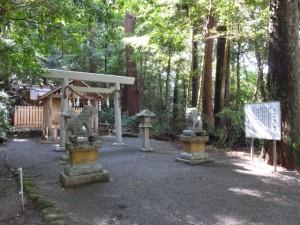 丹生中神社(多気町丹生)