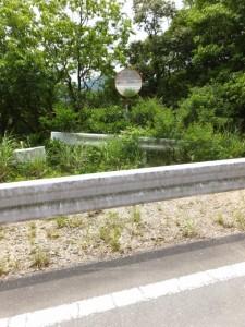 長ケ大橋付近〜樋ノ谷遺跡(県道747号 打見大台線)