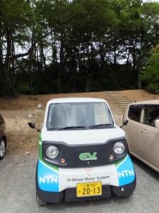 小型EVで伊勢めぐり 体験モニターツアー(松尾観音寺 バスのりば付近)
