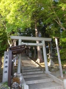 長原神社(度会町長原)