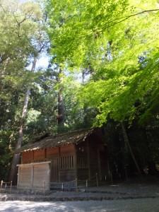 忌火屋殿(瀧原宮)