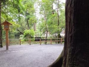 別宮への参道(外宮)