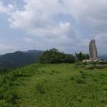 阿坂城(白米城)跡