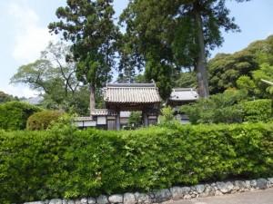 正法山 浄眼寺(松阪市大阿坂町)