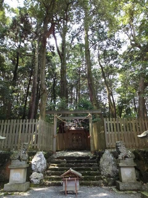 阿射加神社(松阪市大阿坂町) –...