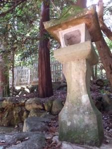 阿射加神社(松阪市小阿坂町)