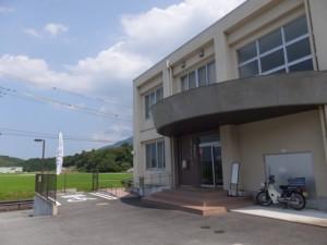 神宮神田と四郷地区コミュニティセンター