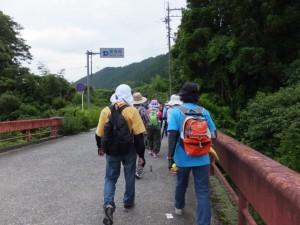 上小川橋(注連指川)