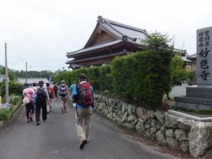 禅廣山妙色寺(度会町田口)