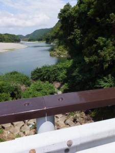 見滝寺(度会町長原)〜鮠川大橋