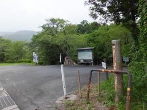 おおみや青少年旅行村 大滝峡キャンプ場へ(大紀町滝原)