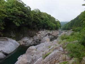 大滝峡(大紀町滝原)