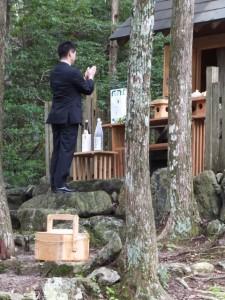 おんべまつり(水戸神神社)