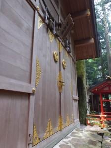 御輿庫(椿大神社)